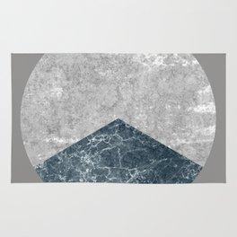Concrete Silk Rug