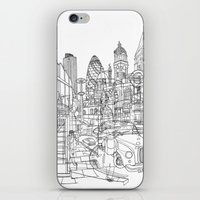 london iPhone & iPod Skins featuring London! by David Bushell