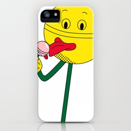 Two-Way Street iPhone Case