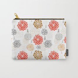 WEIM BLOOMS Carry-All Pouch