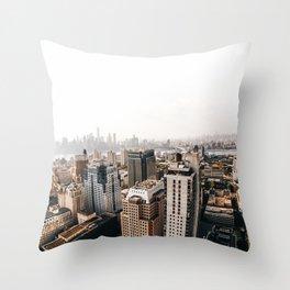 New York City // Throw Pillow