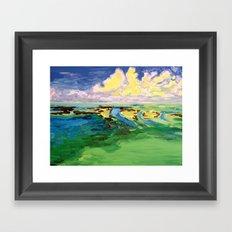 Aviate Framed Art Print