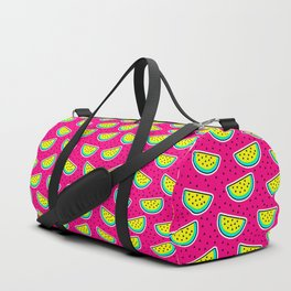 Cosmic Watermelon Duffle Bag