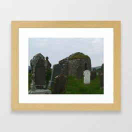 Orphir Round Church 2 Framed Art Print