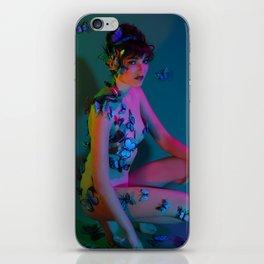 Magical Metamorphosis iPhone Skin