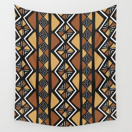 African mud cloth Mali Wall Tapestry