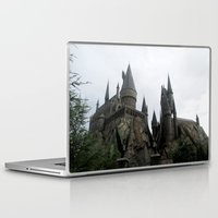 castle Laptop & iPad Skins featuring Castle by I AmErika