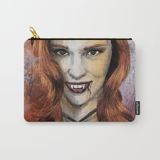Oh My Jessica - True Blood Carry-All Pouch