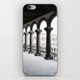 architecture 9 iPhone Skin