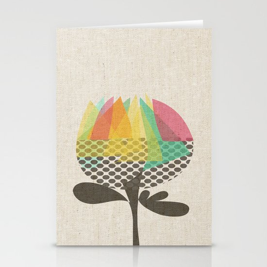 The Artichoke Stationery Cards