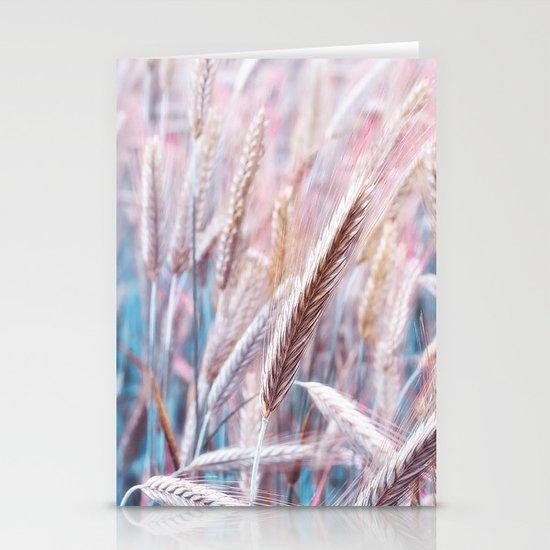 WHEATFIELD  Stationery Cards