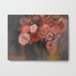 Dark Roses classic collection Metal Print