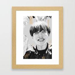 Sunshine Hobi Framed Art Print