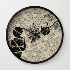 soliloquy Wall Clock
