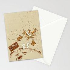 Three Step Plan Stationery Cards