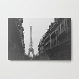 Paris Nº6 Metal Print