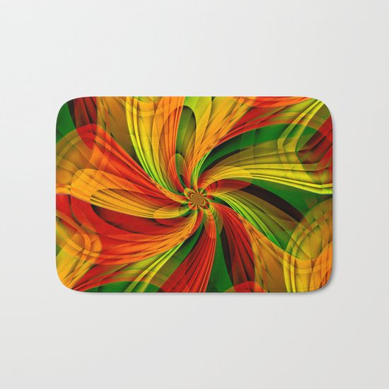 Blooming Bath Mat