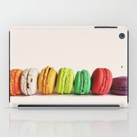 macaroons iPad Cases featuring Macaroons 1... by belkat