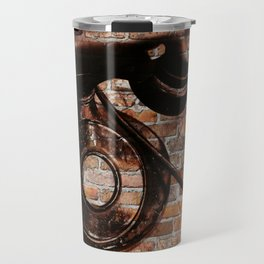 Brick House Phone Travel Mug