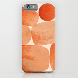 Abstraction_BALANCE_Minimalism_Art_001 iPhone Case