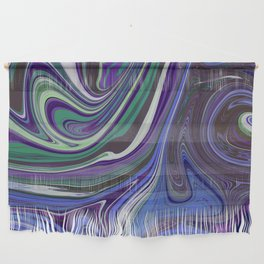 Purple pleasures Wall Hanging
