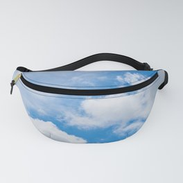 Partly Cloudy Fanny Pack