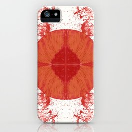 Sunday bloody sunday iPhone Case