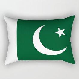 Flag of Pakistan Rectangular Pillow