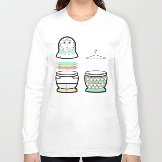 Everybody should have the opportunity to become a mermaid Long Sleeve T-shirt