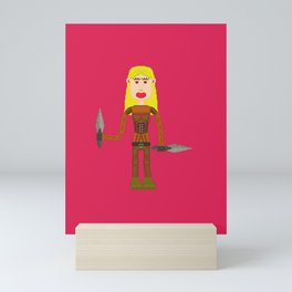 Annalise Mini Art Print