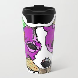 I love Corgis Metal Travel Mug
