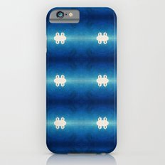 Blue Calera Slim Case iPhone 6s
