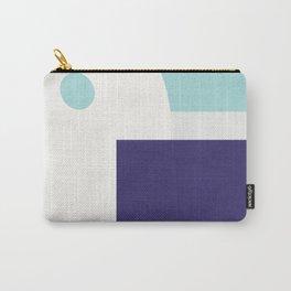 Color and Shape - Santa Monica Pier Carry-All Pouch