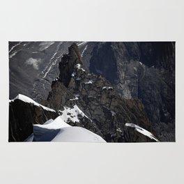Mont Blanc Massif Rug