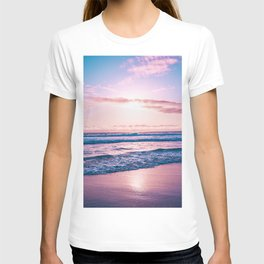 Pretty Pink Sunset T-shirt
