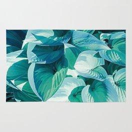 Botanic leafage Rug