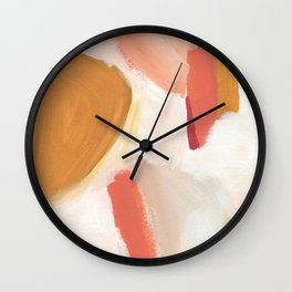 Mean Mister Mustard Wall Clock