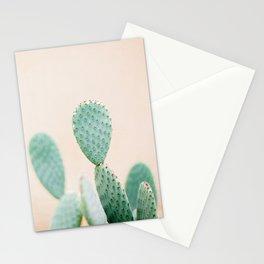 "Cactus photo print ""Botanical cactus"" Morocco | Modern Wall art | Pastel / Botanical Stationery Cards"