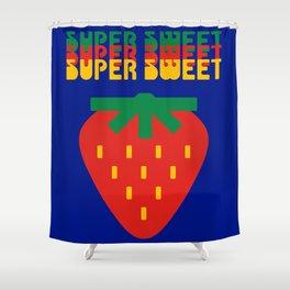Super Sweet Shower Curtain