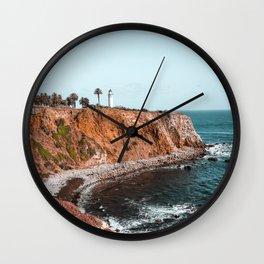 Lighthouse, Palos Verdes Wall Clock
