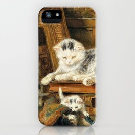 Hide And Seek - Digital Remastered Edition iPhone Case