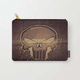Death By Punishment Carry-All Pouch