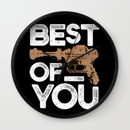 Best of You - Fighters Wall Clock