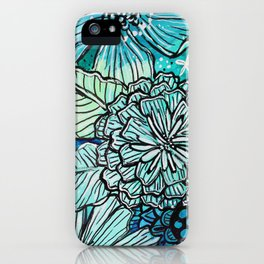 Cool and Breezy iPhone Case