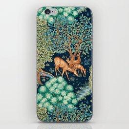 """William Morris """"The Brook"""" iPhone Skin"""