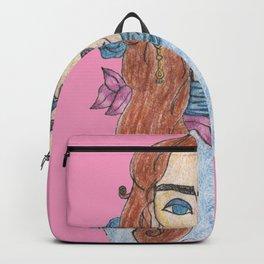 Angel de la noche Backpack