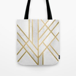Art Deco Geometry 2 Tote Bag