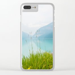 Beauty of Lake Louise Clear iPhone Case