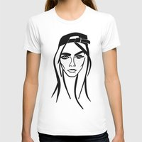 cara delevingne T-shirts featuring Cara Delevingne by Nobody People