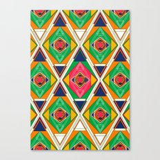 Try Tiles Canvas Print